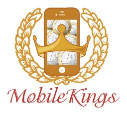 Логотип для партнерской программы MobileKings - дизайнер DIMMY74