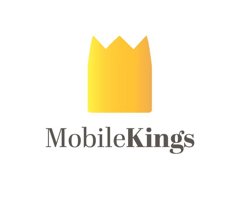 Логотип для партнерской программы MobileKings - дизайнер zbruno