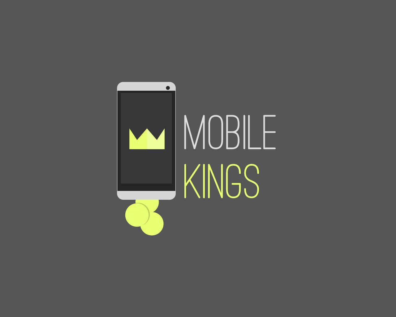 Логотип для партнерской программы MobileKings - дизайнер chtozhe