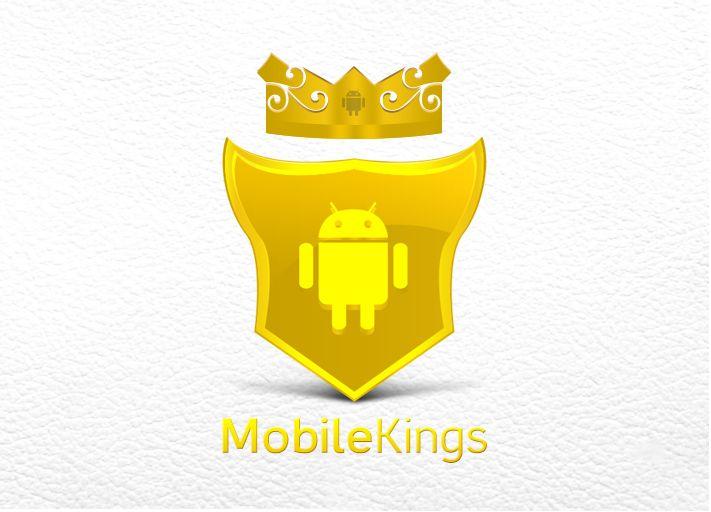 Логотип для партнерской программы MobileKings - дизайнер oligapx