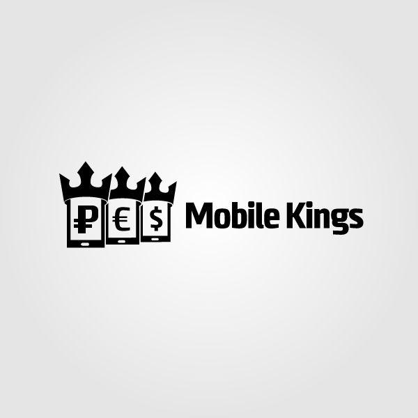 Логотип для партнерской программы MobileKings - дизайнер Fenucs
