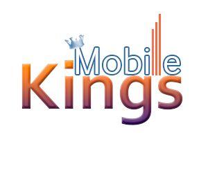 Логотип для партнерской программы MobileKings - дизайнер SolomonowaN