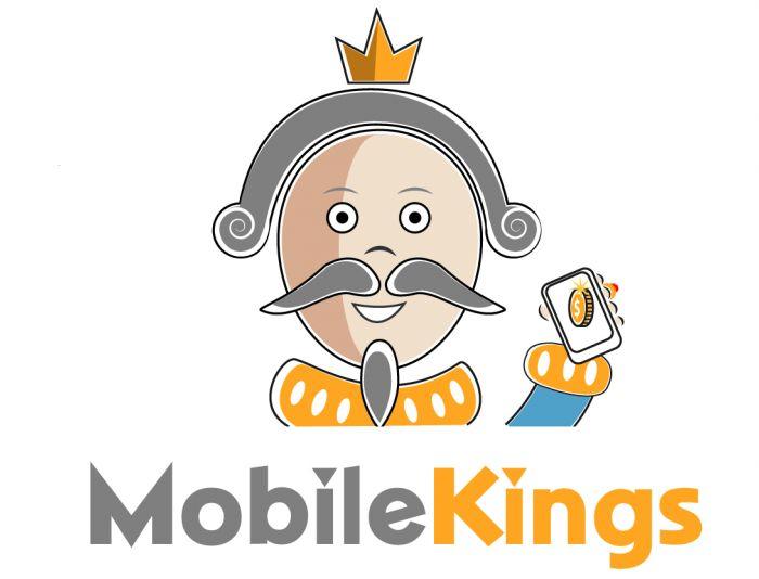 Логотип для партнерской программы MobileKings - дизайнер zet333