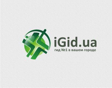 Создание логотипа iGid - дизайнер F-maker