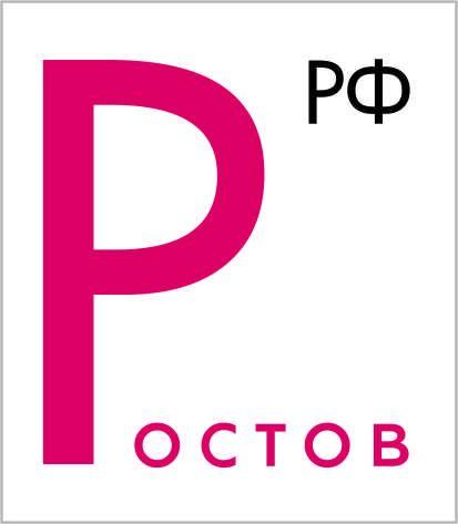 Логотип для портала Ростов.рф - дизайнер Fufichka