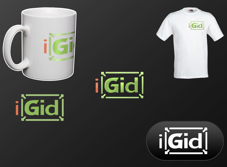 Создание логотипа iGid - дизайнер Paramonov84