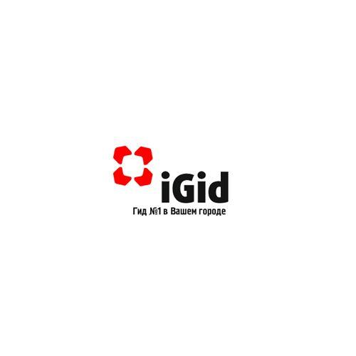 Создание логотипа iGid - дизайнер gisig