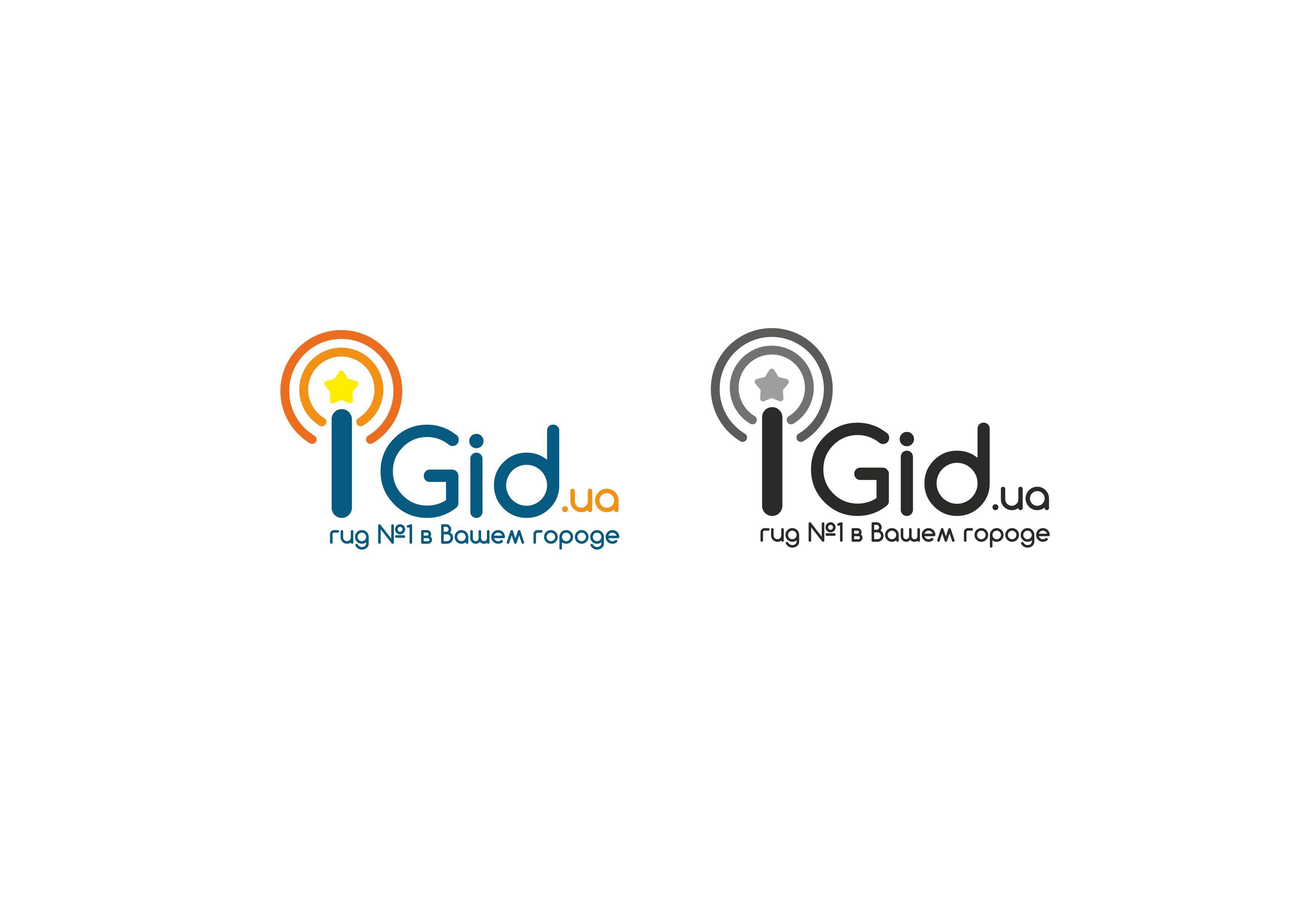 Создание логотипа iGid - дизайнер boolavina