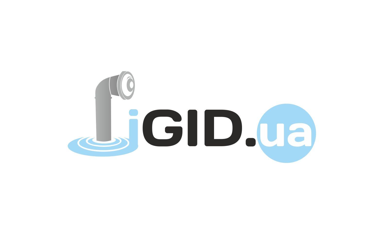 Создание логотипа iGid - дизайнер sprite3d21