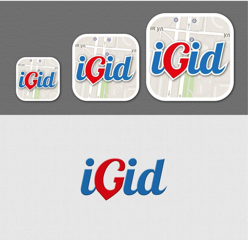 Создание логотипа iGid - дизайнер 150dpi