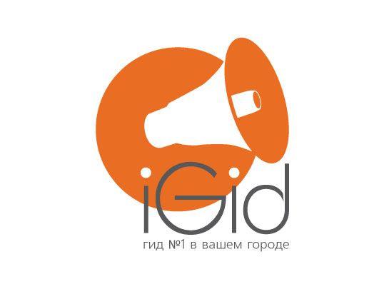 Создание логотипа iGid - дизайнер vook23