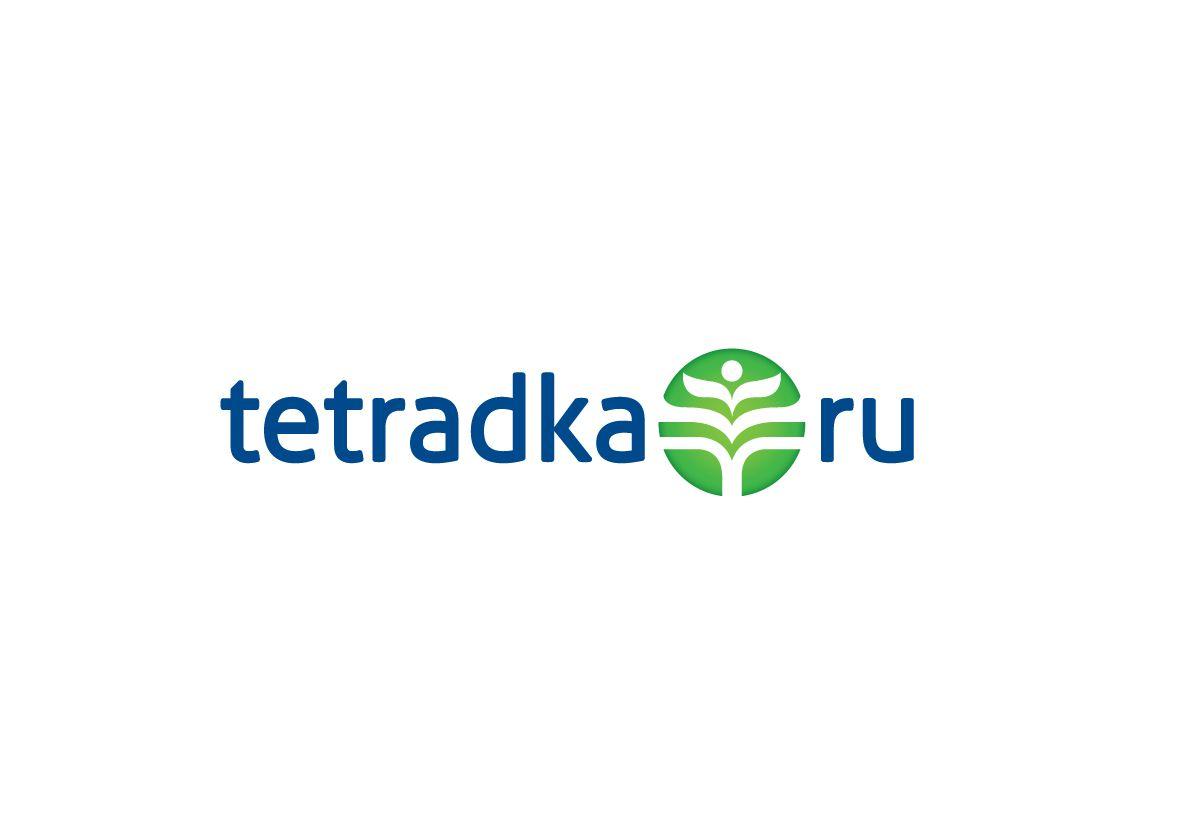 Главная страница образовательной сети tetradka.ru - дизайнер shamaevserg