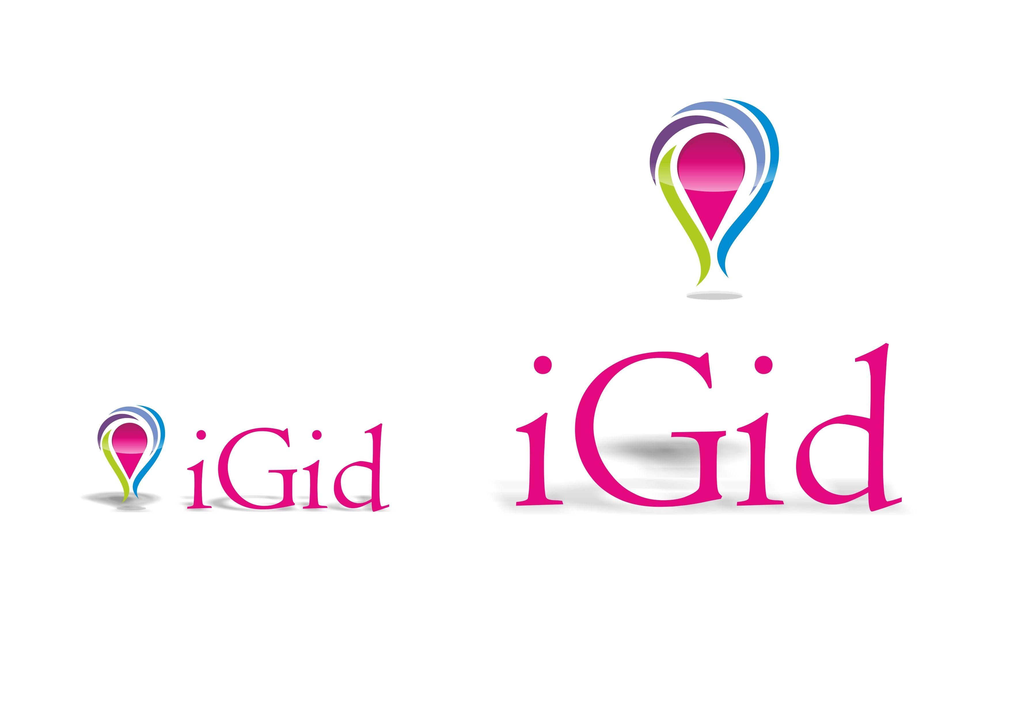 Создание логотипа iGid - дизайнер Sasha_Ko