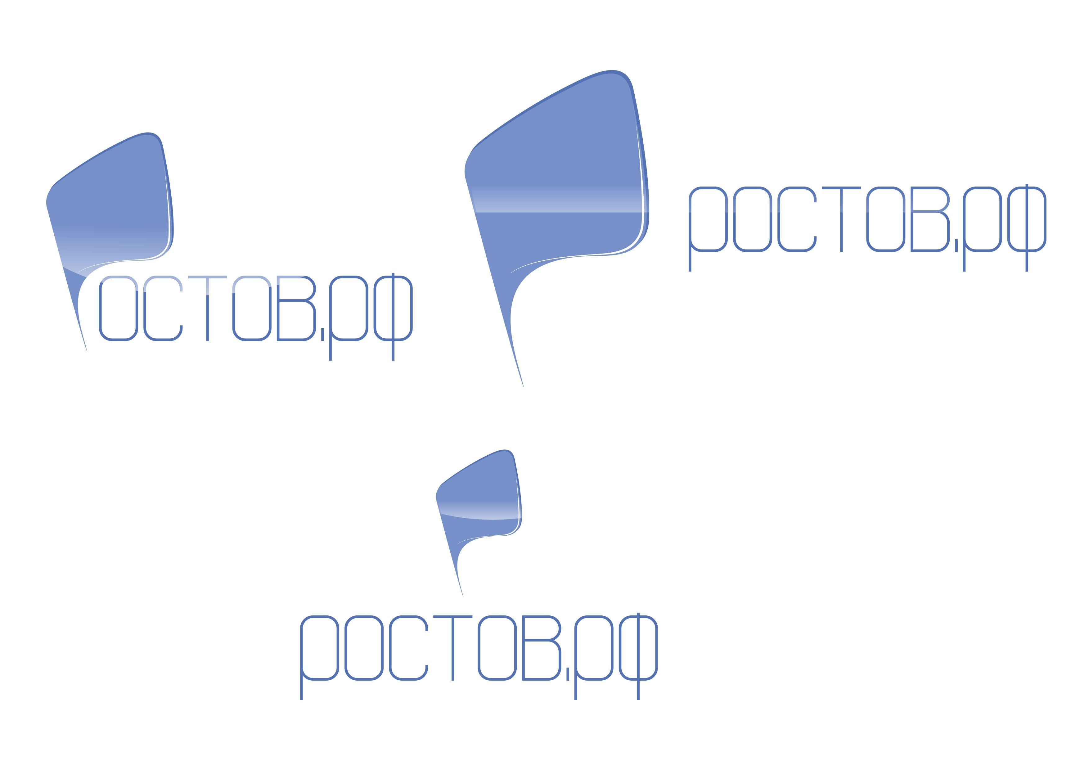 Логотип для портала Ростов.рф - дизайнер Sasha_Ko