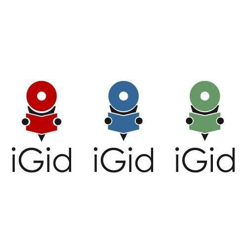 Создание логотипа iGid - дизайнер everypixel