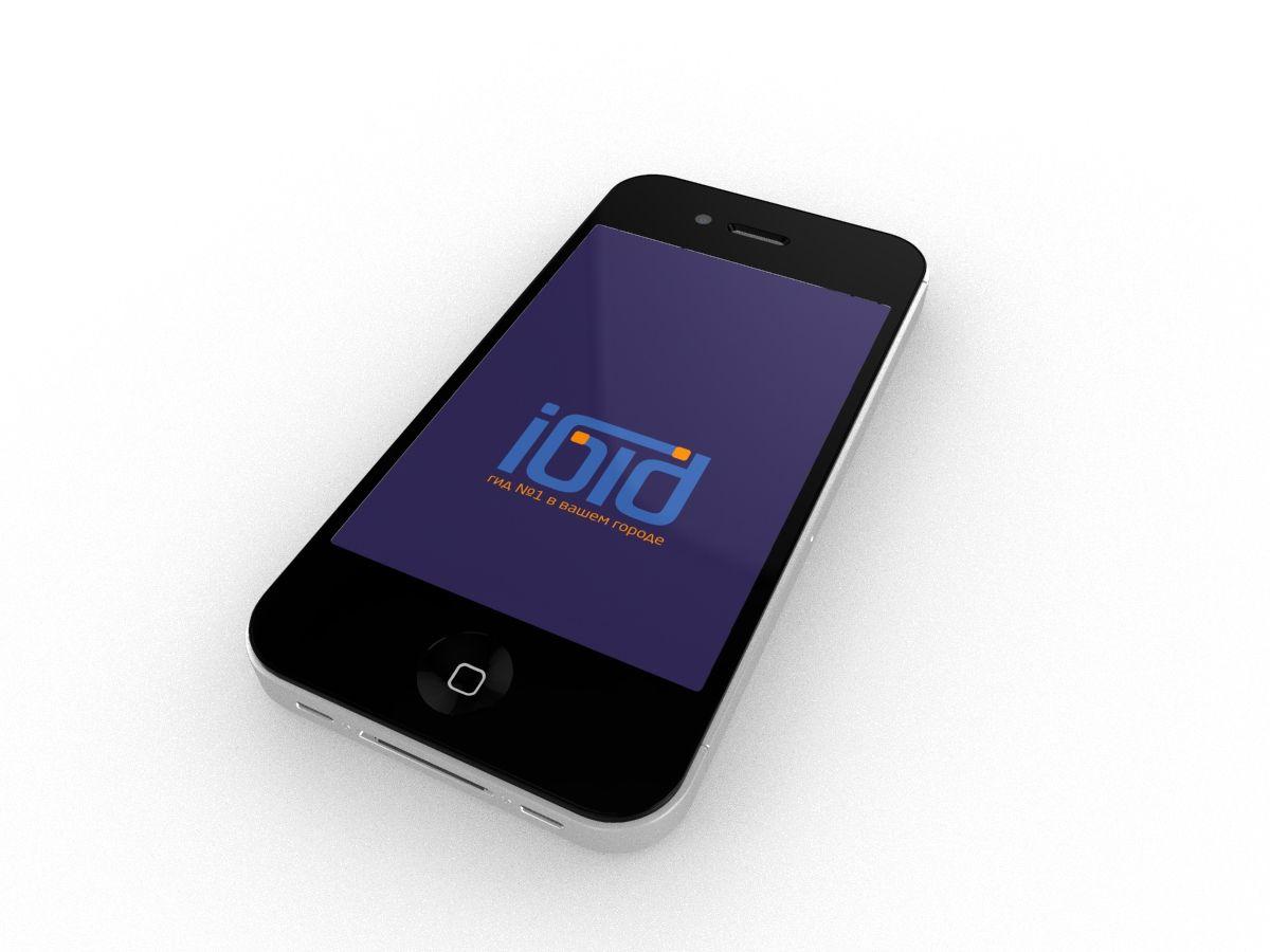 Создание логотипа iGid - дизайнер Saidmir
