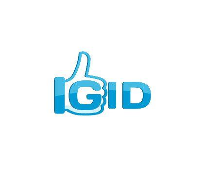 Создание логотипа iGid - дизайнер Koshenyamka