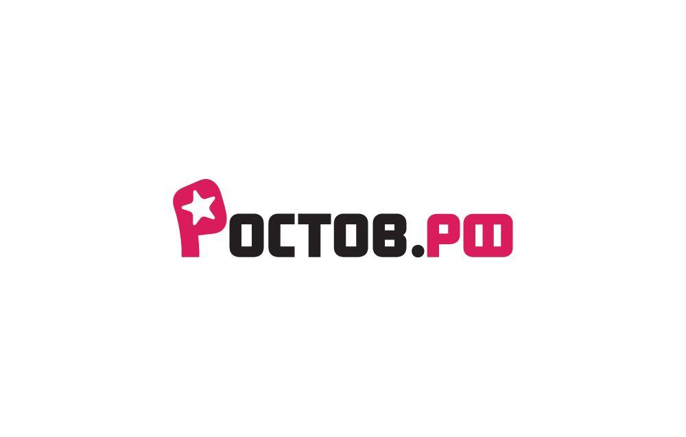 Логотип для портала Ростов.рф - дизайнер zanru