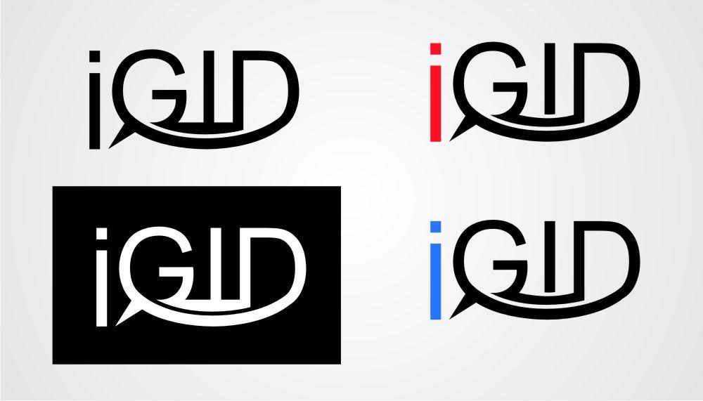 Создание логотипа iGid - дизайнер podstupenok49