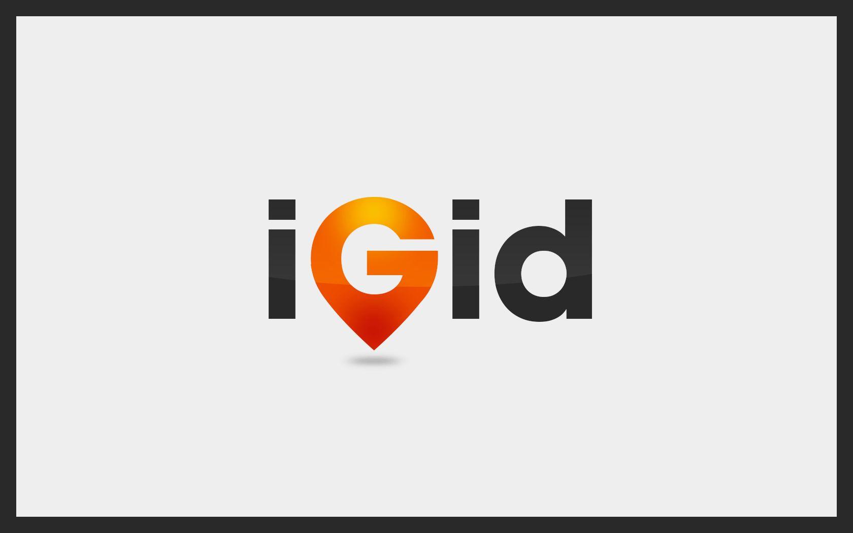Создание логотипа iGid - дизайнер pensero
