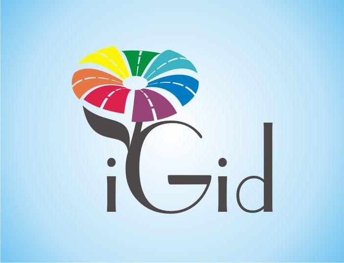 Создание логотипа iGid - дизайнер lac0ste