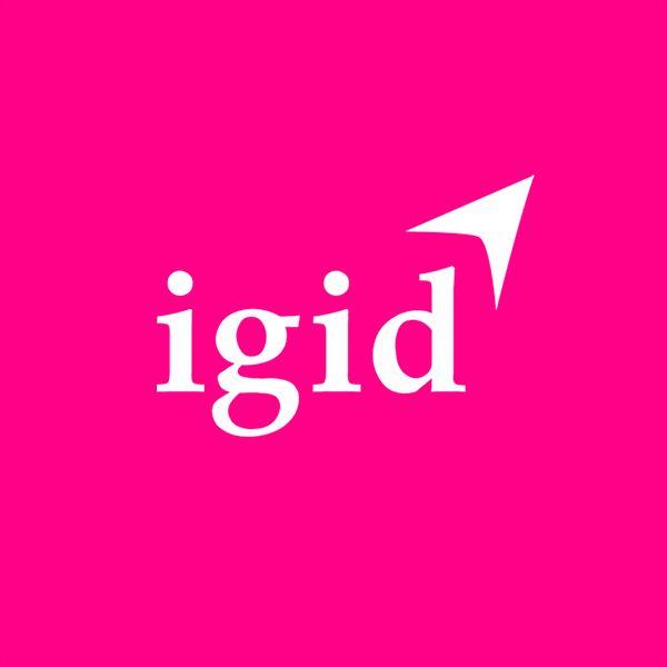 Создание логотипа iGid - дизайнер kulichkov