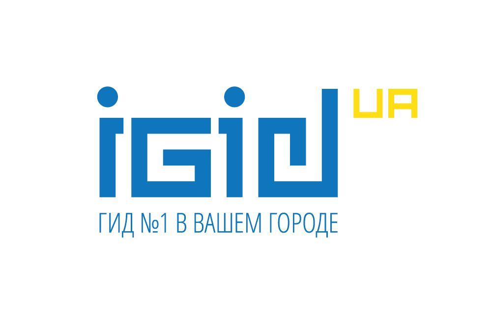 Создание логотипа iGid - дизайнер dimakarlov