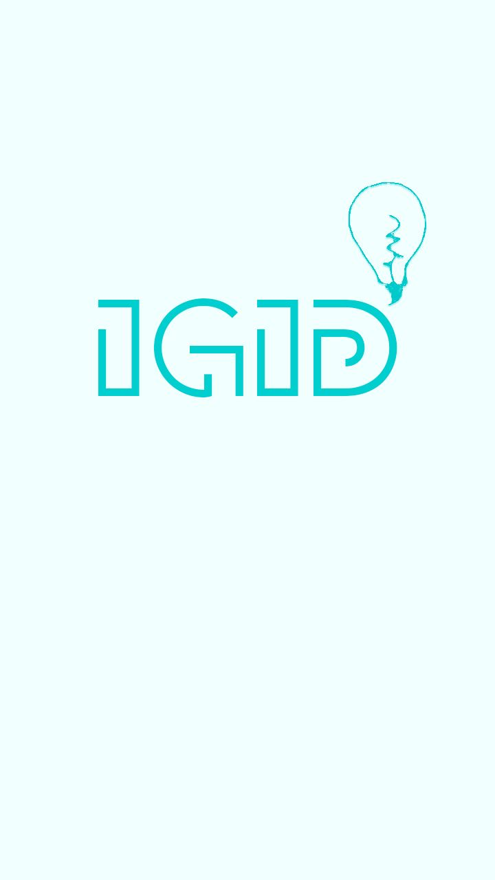 Создание логотипа iGid - дизайнер Shadow_Tatyana