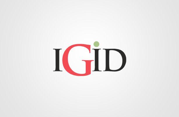Создание логотипа iGid - дизайнер elfasoul88