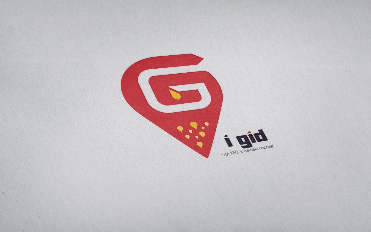 Создание логотипа iGid - дизайнер JohnSlot