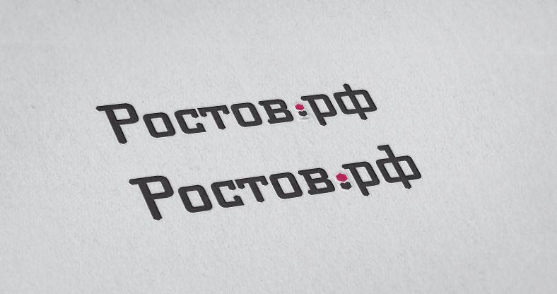 Логотип для портала Ростов.рф - дизайнер Maorti