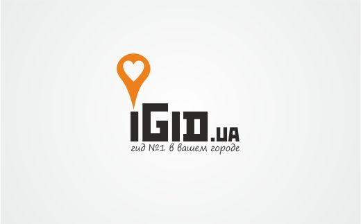 Создание логотипа iGid - дизайнер Maorti