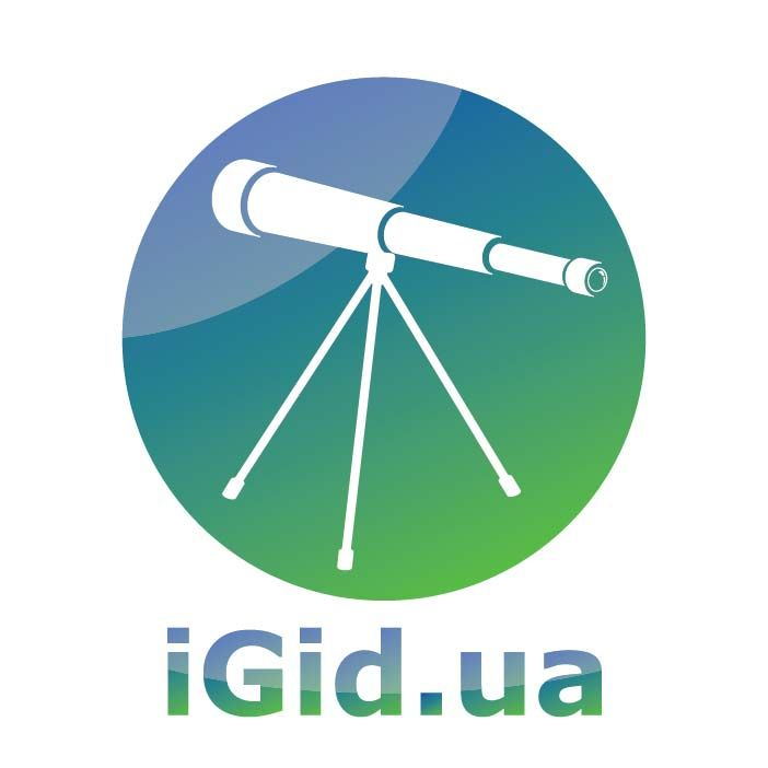 Создание логотипа iGid - дизайнер Kitayanki
