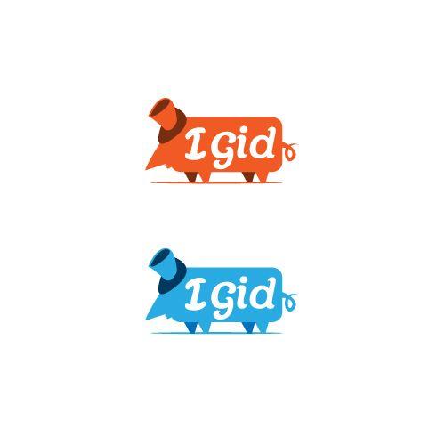 Создание логотипа iGid - дизайнер Tommy-S