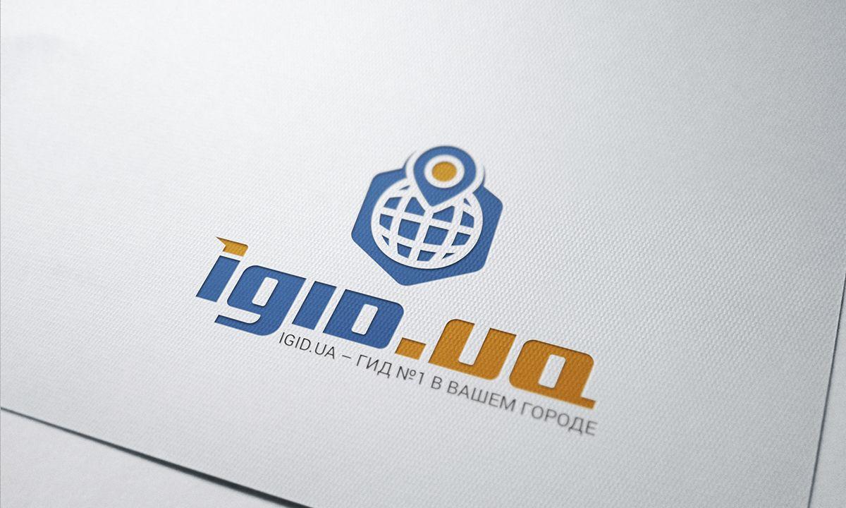 Создание логотипа iGid - дизайнер vadimsoloviev