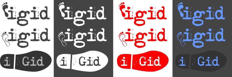 Создание логотипа iGid - дизайнер Boom2Art