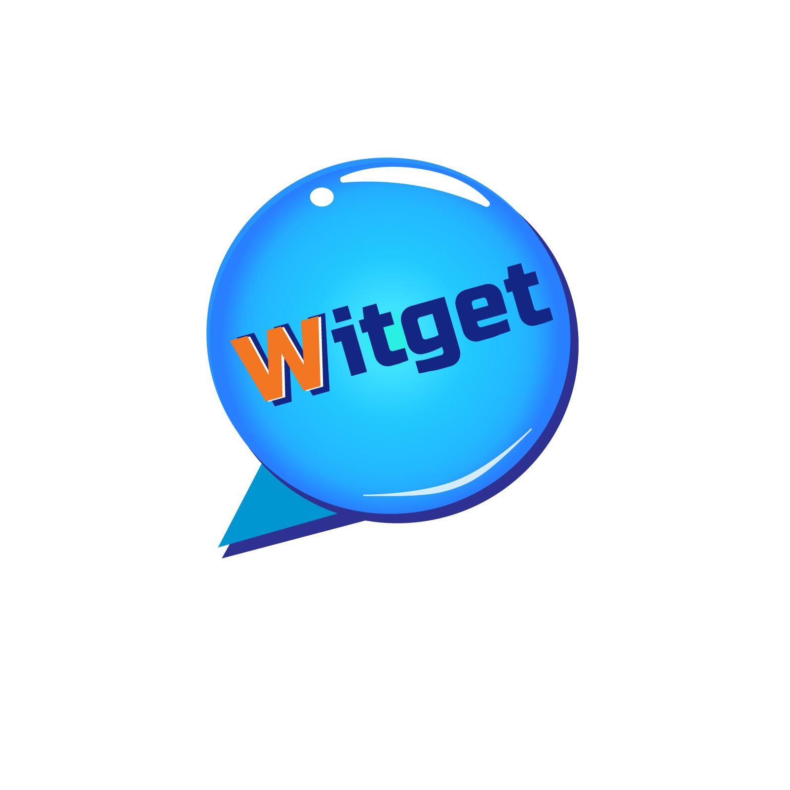 Witget.com - элементы брендирования Витжетов - дизайнер Irina_Strel