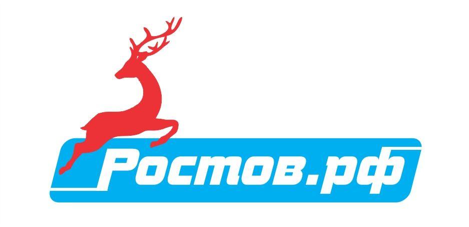 Логотип для портала Ростов.рф - дизайнер Dredked