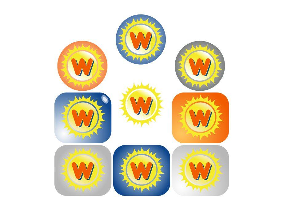 Witget.com - элементы брендирования Витжетов - дизайнер lig23
