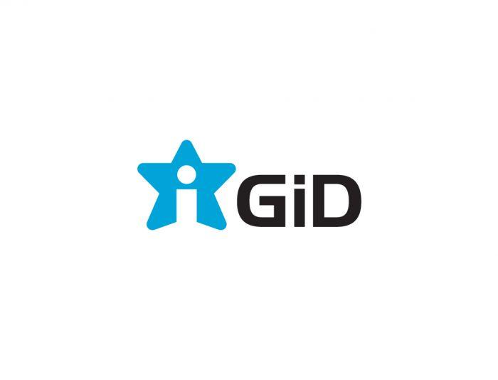 Создание логотипа iGid - дизайнер shamaevserg