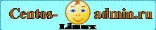 Логотип для компании Centos-admin.ru - дизайнер Fennics