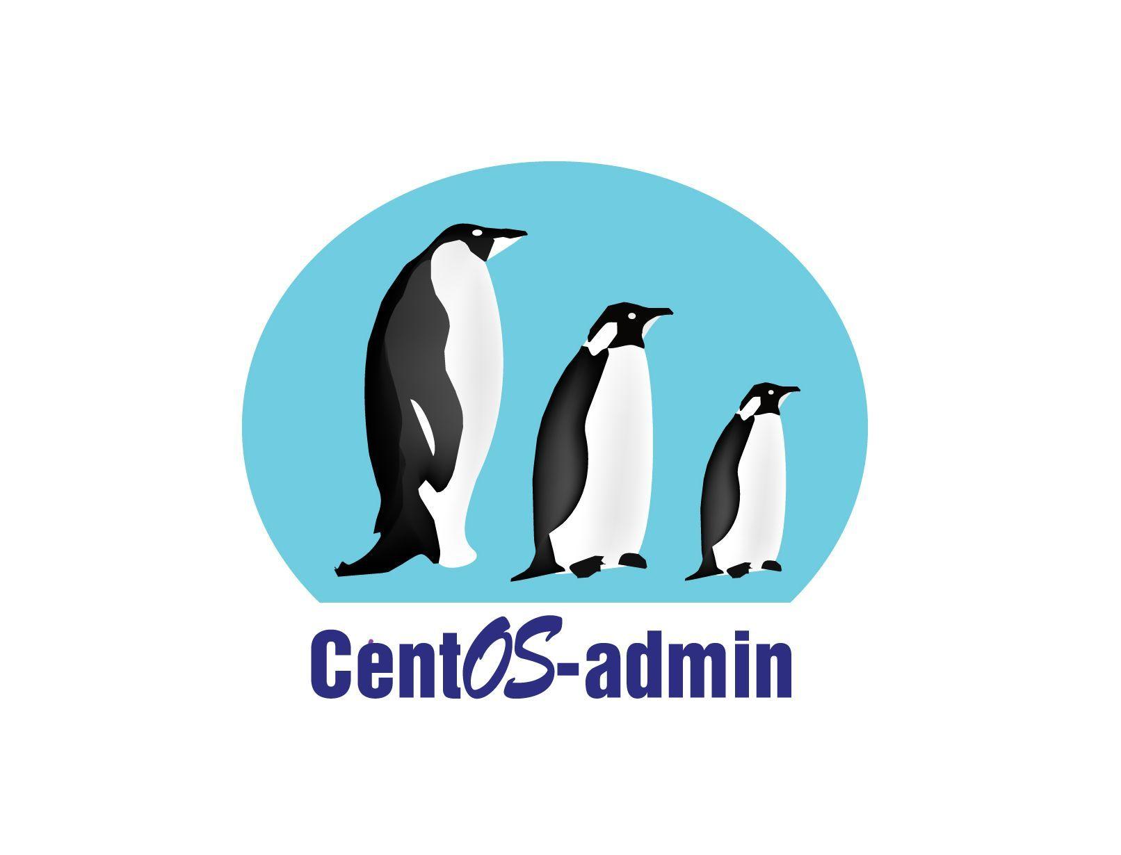 Логотип для компании Centos-admin.ru - дизайнер Doll