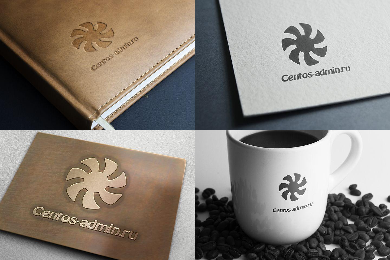 Логотип для компании Centos-admin.ru - дизайнер turboegoist