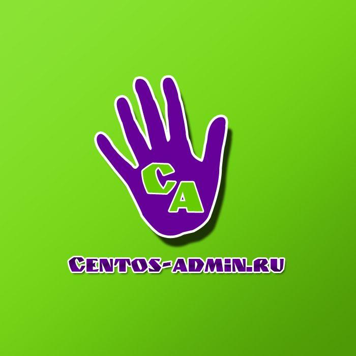 Логотип для компании Centos-admin.ru - дизайнер rivera116
