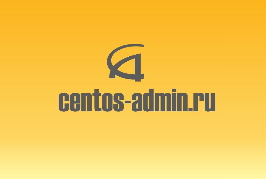 Логотип для компании Centos-admin.ru - дизайнер sv58