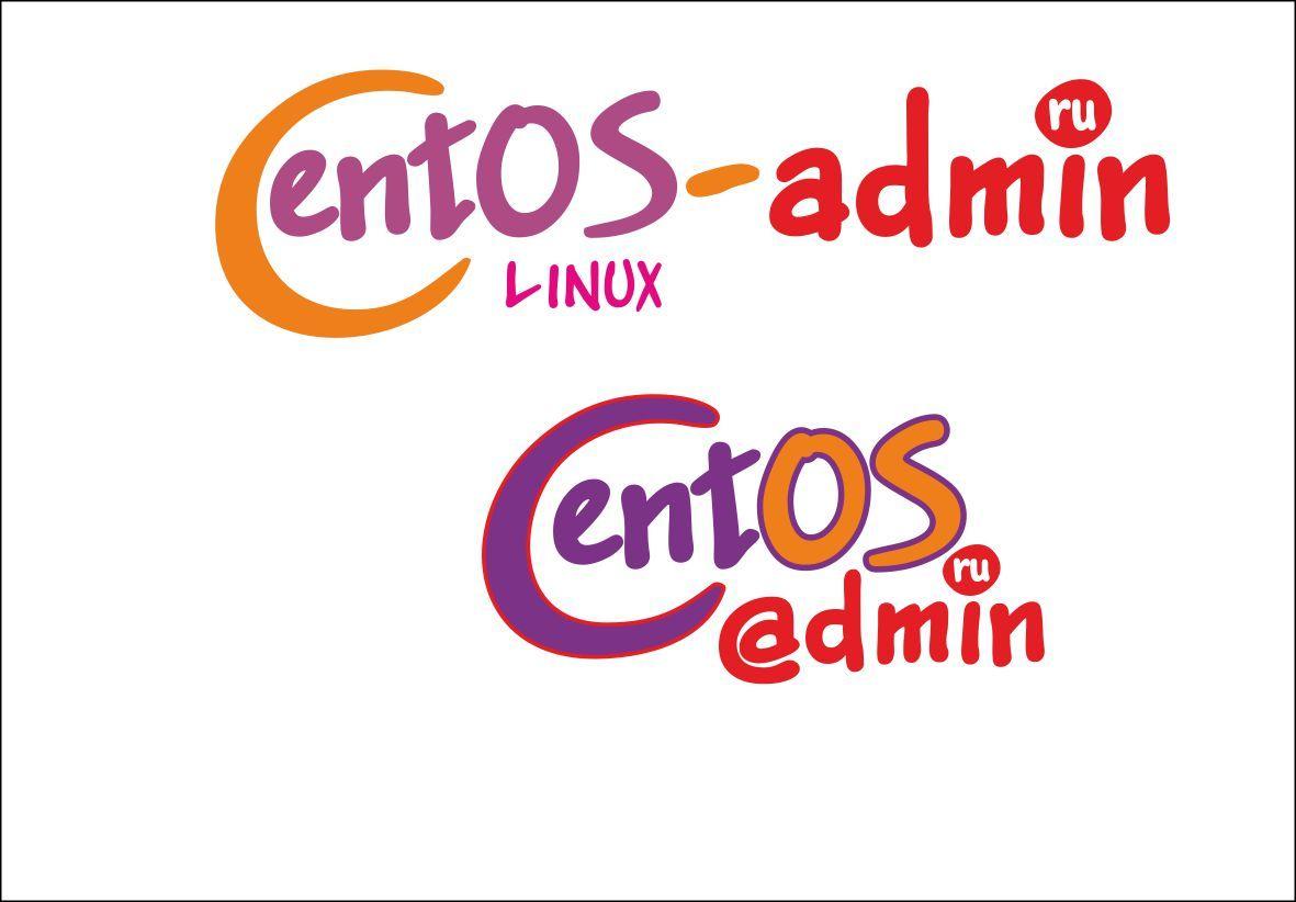 Логотип для компании Centos-admin.ru - дизайнер sashanson