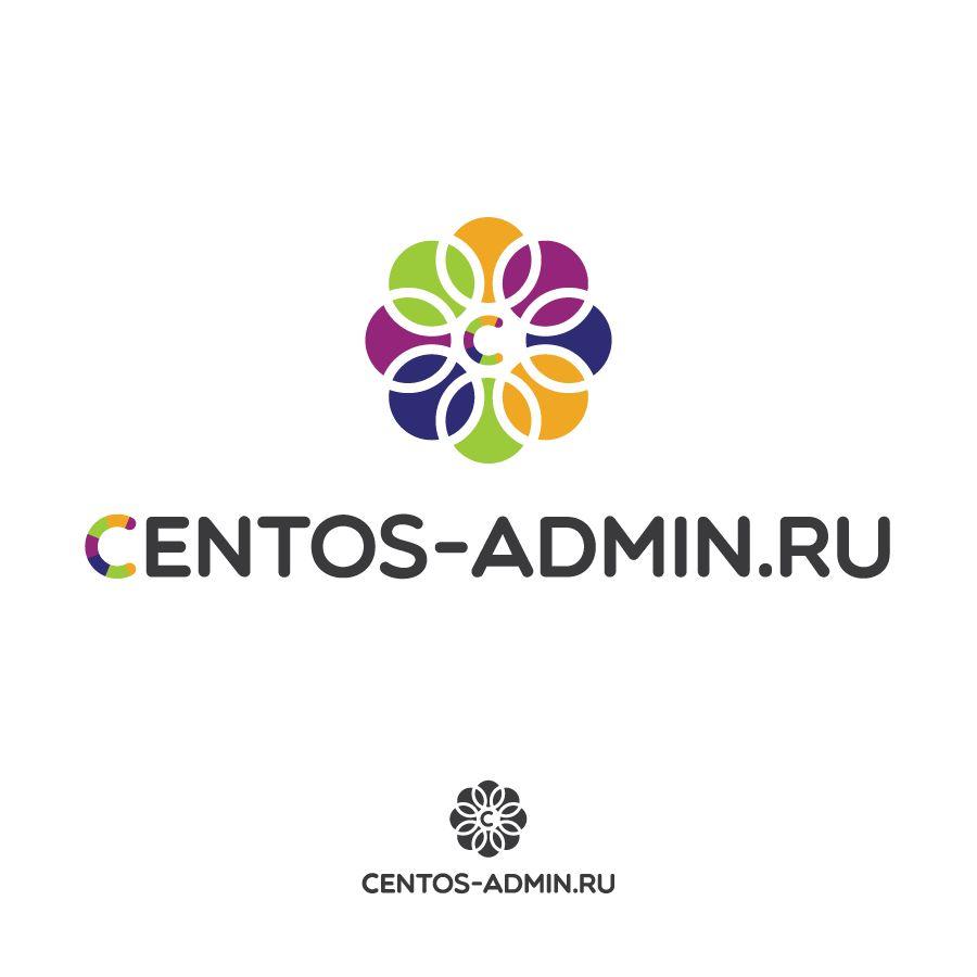 Логотип для компании Centos-admin.ru - дизайнер dimakarlov