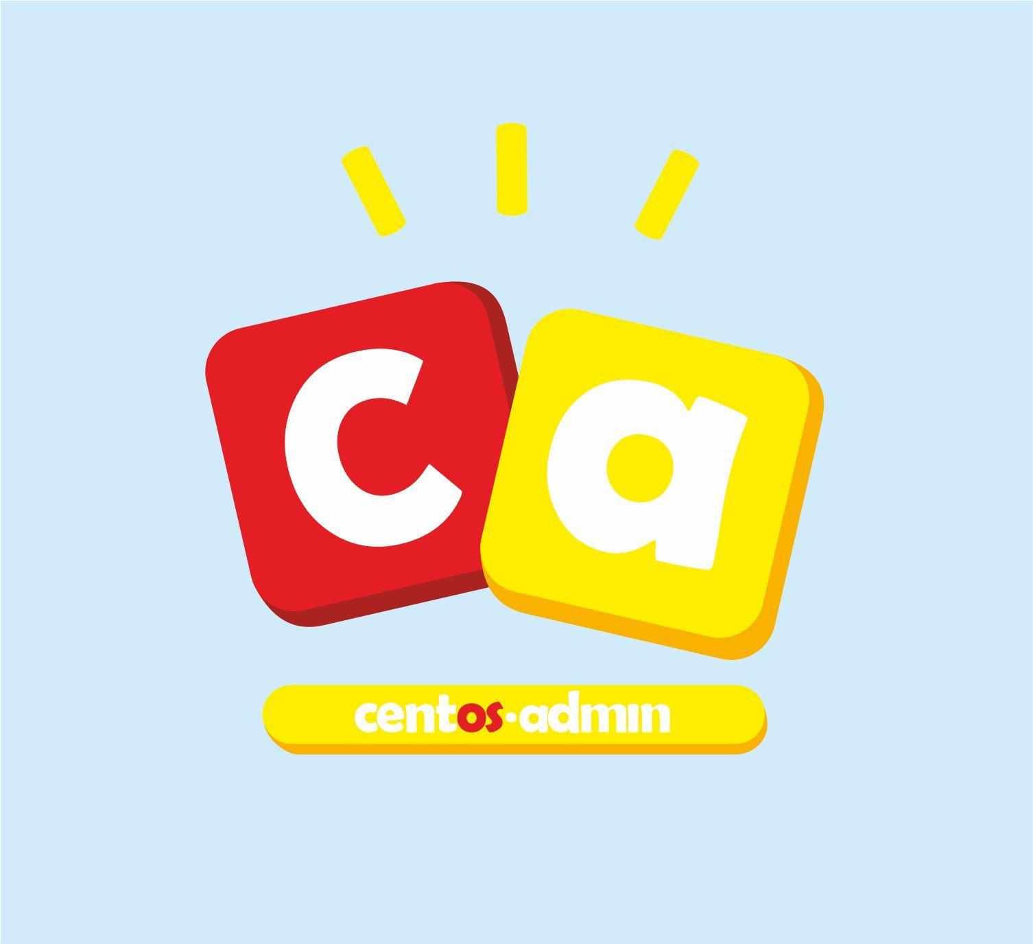 Логотип для компании Centos-admin.ru - дизайнер janezol