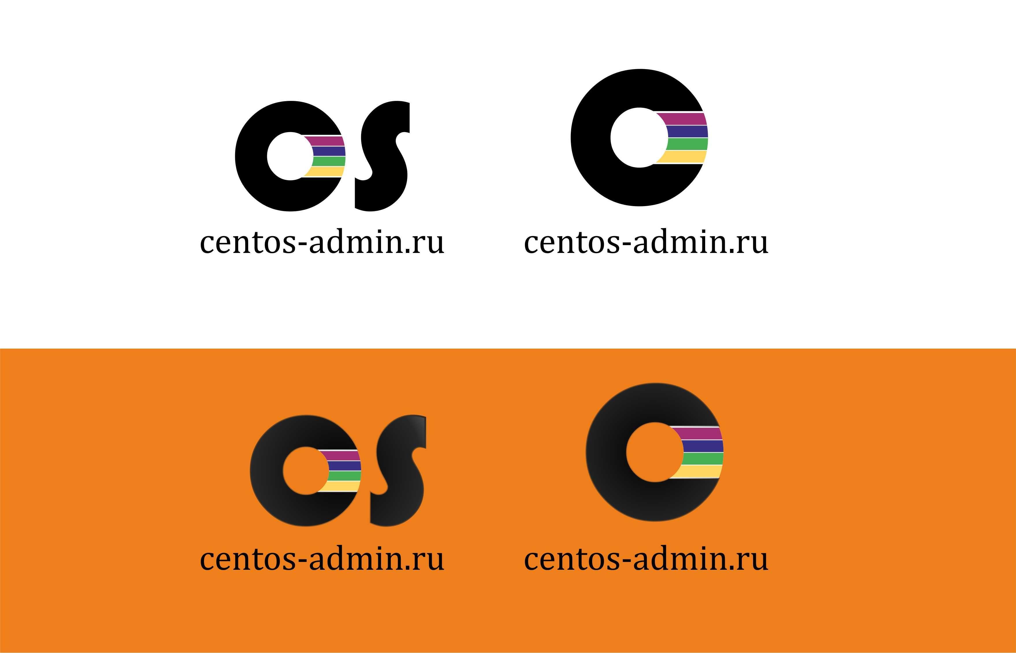Логотип для компании Centos-admin.ru - дизайнер Nataliya
