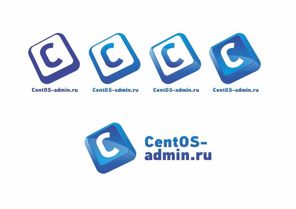 Логотип для компании Centos-admin.ru - дизайнер ponomarev66